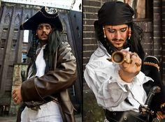Pirat z Karaibów, Kapitan Jack Sparrow