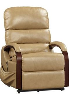 Our Theo Leather Power Lift Recliner Is A Force To Be Reckoned With!  Sturdy, Comfortable And Easily Reclines To Any Position. | Pinterest | Lift  Recliners ...