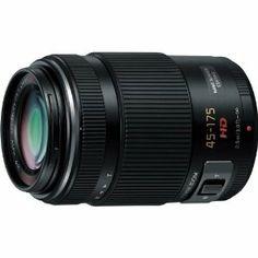 Discount $91.99 from $449.99 - Panasonic 45 175mm F4 0 5 6 Digital Cameras  Like, Repin, Share it  #todaydeals #deals #ChristmasDeals  #discounts #sale #Computers