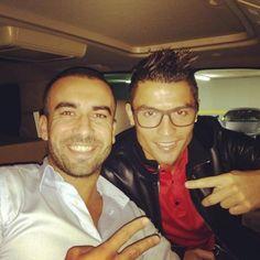 Ricardo Regufe y Cristiano Ronaldo: cenas, viajes, y risas de dos buenos amigos Imagen 0