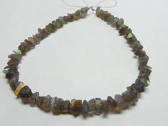 Exquisite Pretty Natural Labradorite Rough Chip by StarGemBeads