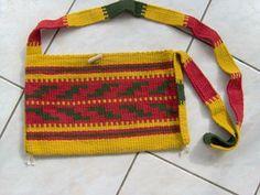 Weaving - Szőttes tarisznya székely motíumokkal - Weaved bag with transylvanian motives - Zentai Anna - www.zentaianna.hu