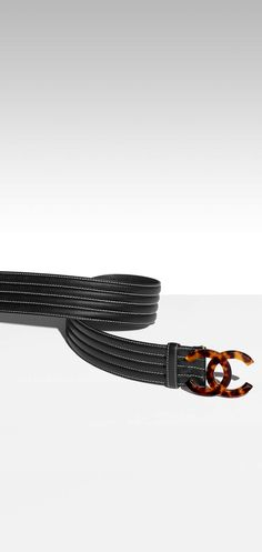Chanel - F/W 2017/2018 PRE Leather Belt