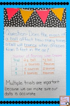 Time to Teach: Multiple Trials — The Science Penguin