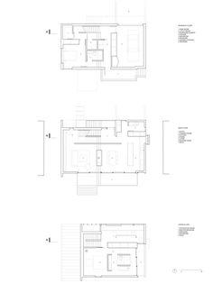 East Van House,Floor Plan