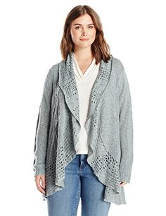 Vintage+America+Blues+Women's+Leslie+Cardigan+with+Cable+Back,+Seastone,+S