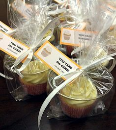 Cupcakes for teacher appreciation week