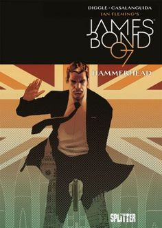 James Bond 007: Hammerhead (Band 3) - 4.5/5 Sterne - DeepGround Magazine