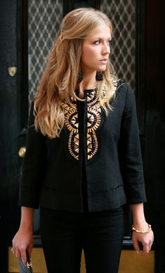 love the jacket ...now go forth and share that BOW & DIAMOND style ppl! Lol ;-) xx
