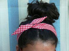 Headband : tuto