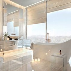 Modern home design – Home Decor Interior Designs Dream Bathrooms, Dream Rooms, Beautiful Bathrooms, Luxury Bathrooms, Master Bathrooms, Bathroom Mirrors, Bathroom Cabinets, Master Baths, Marble Bathrooms