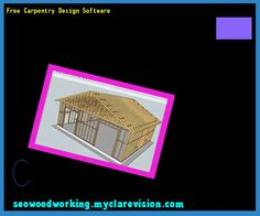 Free Carpentry Design Software 082304 - Woodworking Plans and Projects!
