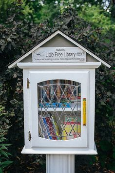 I know I have a lot of projects but @Little Free Library will definitely get built this summer.