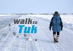Everything you wanted to know about the Walk to Tuk rules.