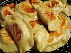 Pierogies!! Still eat these all the time.  A real Pittsburg staple. I love the potato & onion filled.