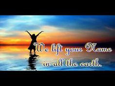 Blessed be the Lord God Almighty  w/ lyrics HD