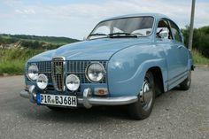 Saab 96 Monte Carlo V4