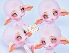 ::. 𝐂𝐮𝐬𝐭𝗼𝗺 𝐟𝐚𝐜𝐞-𝐮𝐩 .:: Feadoll Mermaid & Part www.nomyens.com #bjd #abjd #balljointdoll #dollofstargram #instadoll #dollstargram #toy #paint #painting #painted #repaint #handmade #nomyens #nomyensfaceup #feadoll Mermaid Dolls, Ball Jointed Dolls, Bjd, Fantasy, Disney Princess, Toys, Disney Characters, Face, Handmade