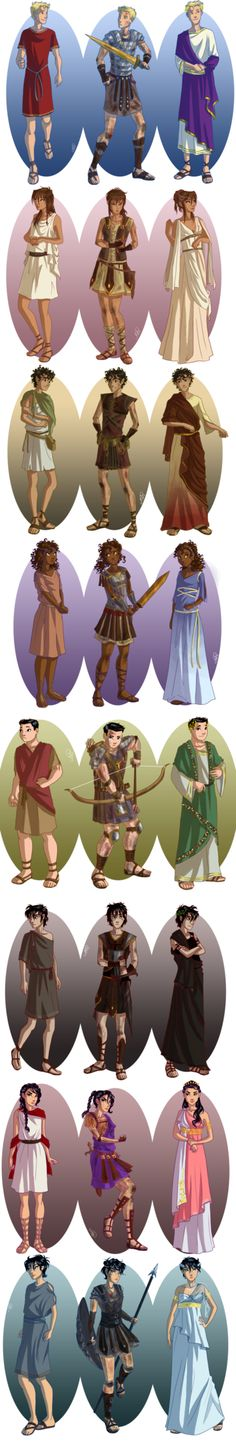 The heroes of Olympus, wait Nico is in a dress!? to funny!