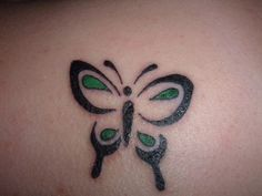 Small Butterfly Tattoos For Women Simple Butterfly Tattoo, Tribal Butterfly Tattoo, Butterfly Tattoos For Women, Butterfly Tattoo Designs, Tattoos For Women Small, Small Tattoos, Sexy Tattoos, Cute Tattoos, Tribal Tattoos