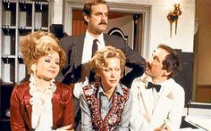Faulty Towers, classic British humour.