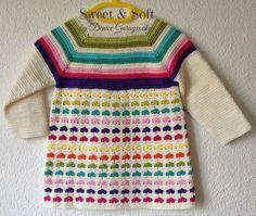 Sweet Soft: CADIGAN PARA NI?A