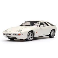 F/S AUTOart PORSCHE 928 WHITE 77902 1/18 Scale Model Car from Japan #AUTOart #PORSCHE