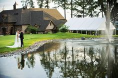 The Aerie at Eagle Landing in Happy Valley, OR. I can't wait for our summer wedding next year!