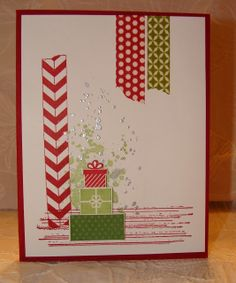 Wishing You Stampin' Up! @ My Tanglewood Cottage