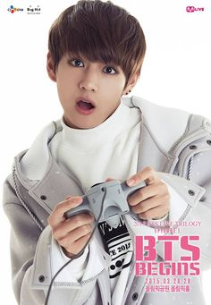 2015 BTS LIVE TRILOGY: EPISODE I. BTS BEGINS [V]