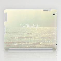 See The Light  iPad Case by secretgardenphotography [Nicola] - $60.00