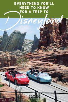 The complete guide to Disneyland Resort. Disneyland Resort, Disney Cruise, Disney Vacations, Disney Facts, Disney Tips, Best Family Vacations, Family Travel, Disney California Adventure Park, Disney Vacation Planning