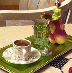 .turkish coffee via filiz çelik..