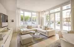 Brown Harris Stevens | Luxury Residential Real Estate: 400 West 12th Street, Downtown, NYC - $6,450,000