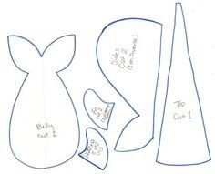 Whale Plush Pattern by ~Metacharis on deviantART