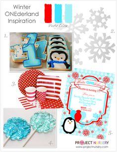 Winter-Wonderland-Inspiration  #christmasparty #christmas #holidays