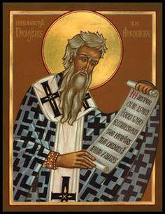 sveti Teodoret iz Kira - duhovnik in mučenec
