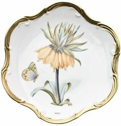 Anna Weatherley Botanical Studies Dessert Plate 4 by Anna Weatherley. $325.00. This lovely hand-painted dinnerware features illustrated flowers on a collection of dinner plates and salad plates. Anna Weatherley's designs are based on botanical sketches from the 18th century as well as Dutch still-life paintings. At home, we find her pieces look just as good on our tables as they do on our walls. Sorry, we do not offer gift wrap for this item. Special return policy: all Anna ...