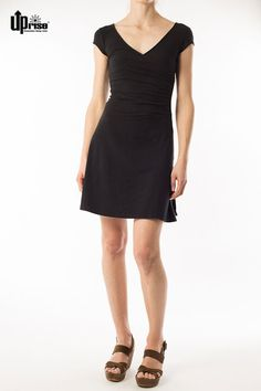 Party Dress SS BLANCO - Hempmade