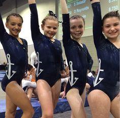 Gymnast Competition Rhode Island