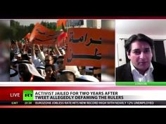 Social Media Police: Activist given 2 yrs in prison for 'criticizing' Kuwait ruler. VIDEO: