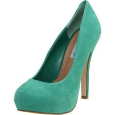 Steve Madden Traisie Pump. Gorgeous color, especially with all the pastels that are so in for this Spring!