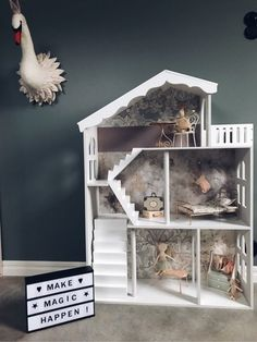 Make sure you visit our web page for lots more pertaining to this wonderful photo Victorian Dollhouse, Modern Dollhouse, Diy Dollhouse, Dollhouse Furniture, Victorian Homes, Kitchen Ornaments, Toy House, Toy Kitchen, Kids Room Design