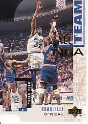 1994-1995 94-95 Upper Deck #23 Shaquille O'Neal Shaq All NBA Team ---> shipping is $0.01 !!!