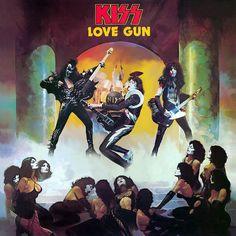 Alive!/Love Gun Album Cover Mash Up
