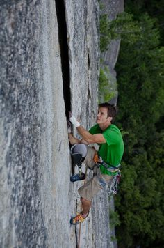 """Climbing Against the Odds"" Arc'Athlete Craig DeMartino talks with OutdoorBuzz.com about his career including being the first amputee climber to climb El Capitan in Yosemite National Park in under a day."