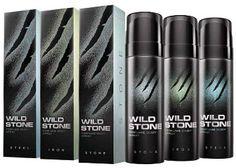 Deobazaar Navratri , Durgpuja , Diwali Sale Offer : Wild Stone Steel at Best Price - Best Online Offer