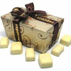 Leonidas Belgian Chocolates: Signature Manon Café & Manon Blanc Ballotin