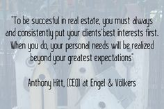 quotes about real estate sales - Google Search