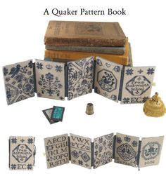 1000+ images about Quaker Style Cross Stitch on Pinterest Cross stitch, Fre...